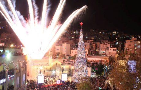 כ-165 אלף תיירים צפויים לחגוג את חג המולד בישראל