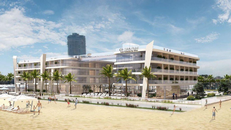 הסכם ניהול עם הילטון לשני בתי מלון בחוף לידו שבאשדוד