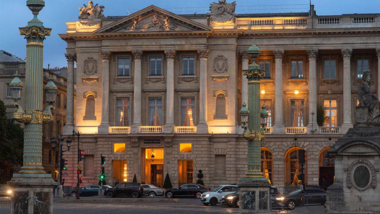 היוקרה חוזרת למלונות פריז