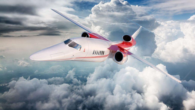 בואינג ואריון ייצרו מטוס מנהלים על-קולי