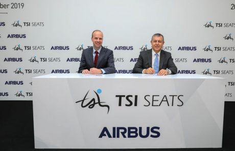 טורקיש איירליינס משתפת פעולה עם איירבוס