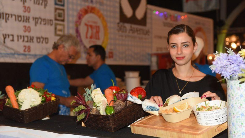 המסעדות של אילת יוצאות לטיילת לחגיגה של אוכל