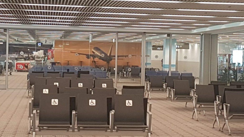 ממחר ייסגר טרמינל 1 לפעילות עד סוף אפריל