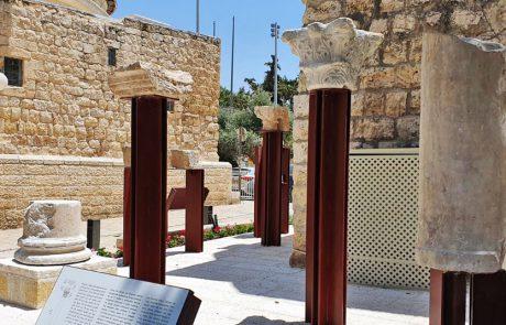 היסטוריה ברובע היהודי בירושלים: תצוגה ארכיאולוגית חדשה