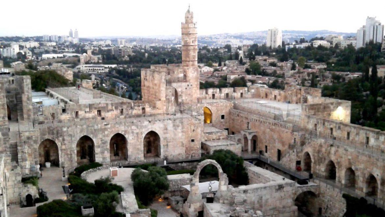 מגדל דוד בירושלים מתחדש באטרקציות תיירותיות
