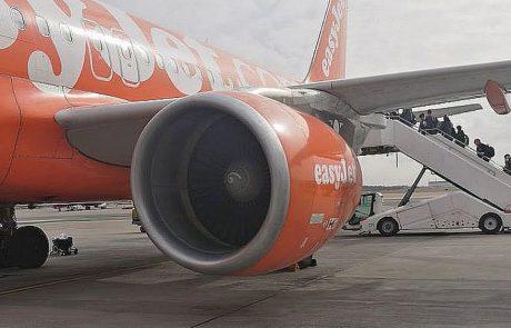 איזי ג'ט חוזרת ב-1 ביולי להפעיל טיסות מלוטון לתל אביב