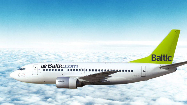 חברת התעופה אייר בלטיק: גידול של 17% ב-2018