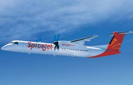 בומברדייה מוסרת את המטוס Q400 הראשון עם 90 מושבים