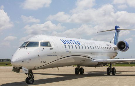 קו טיסות חדש ליונייטד: מתוך העיר לעיר
