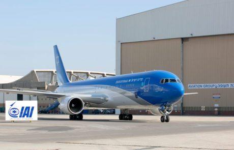 הכנות אחרונות למטוס ראשי המדינה לעשורים הבאים