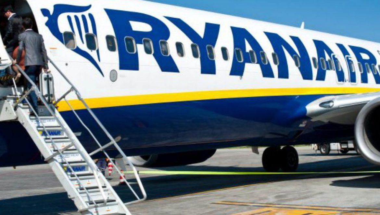 החודש צפויים שיבושים בטיסות ריינאייר