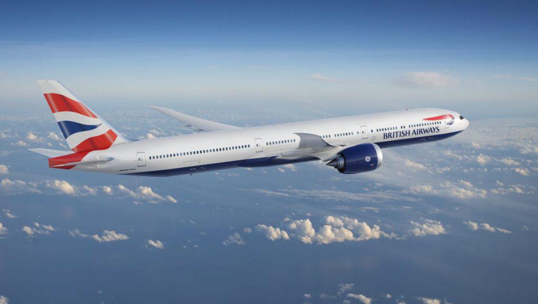 בריטיש איירווייס תרכוש מבואינג 42 מטוסים מדגם 777X המתקדם