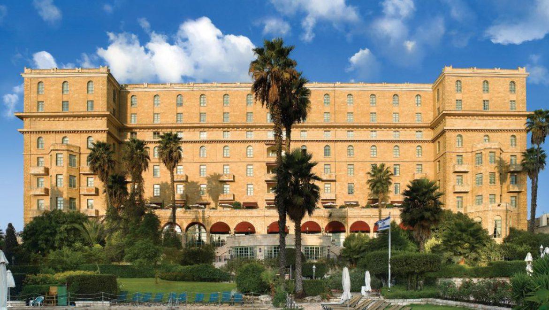Un fin de semana especial en el Hotel King David de Jerusalén