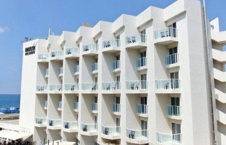 רשת מלונות אוליב השלימה את רכישת מלון מדיסון נהריה