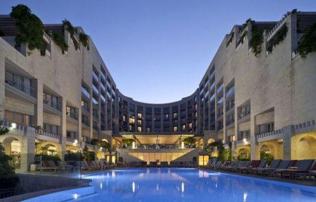 פדיון המלונות בינואר-ספטמבר כ-9.5 מיליארד שקלים – עליה של 4.6%