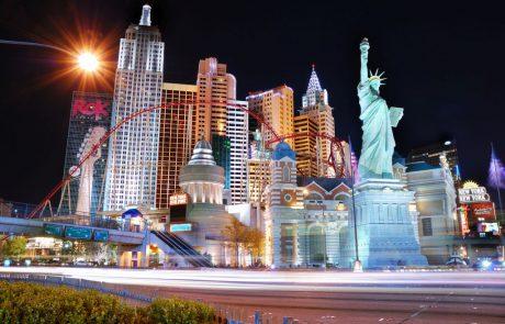 תיירות הכנסים מטיסה את לאס וגאס לגבהים חדשים של תיירות