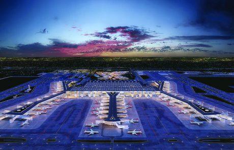 טורקיש איירליינס עוברת לנמל התעופה החדש באיסטנבול