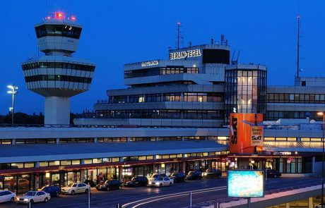 ריינאייר תציע טיסה לברלין-טגל לאחר קריסת גרמניה איירליינס