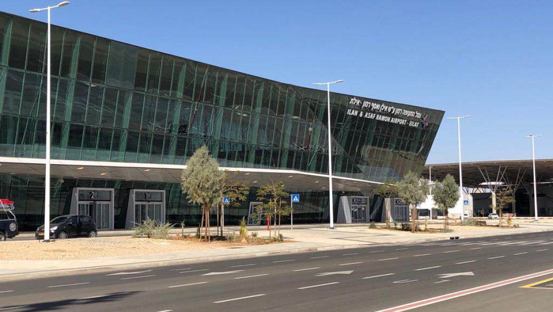 ירידות חדות בטיסות הבינלאומיות והארציות לנמל התעופה רמון בינואר