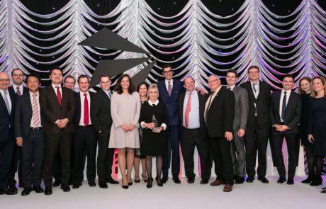 חברת אל על זכתה בפרס על עסקת מימון הדרימליינר העשירי