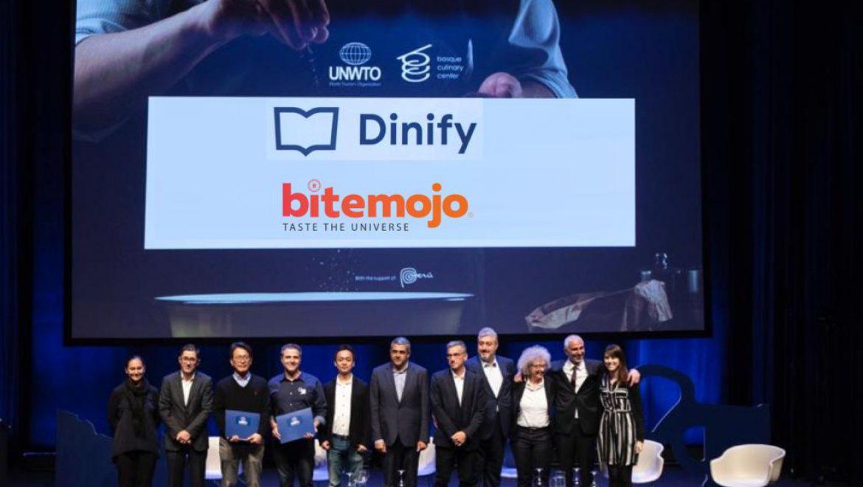 אפליקציית Dinify זכתה בתחרות התיירות הגסטרונומית של ארגון התיירות