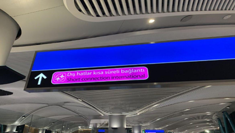 שירותים חדשים לטורקיש איירליינס בנמל התעופה באיסטנבול