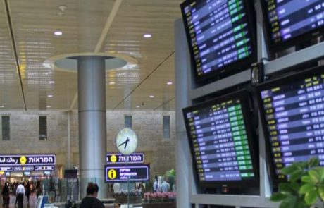 עליה של 10% ביציאות הישראלים בינואר-פברואר 2019