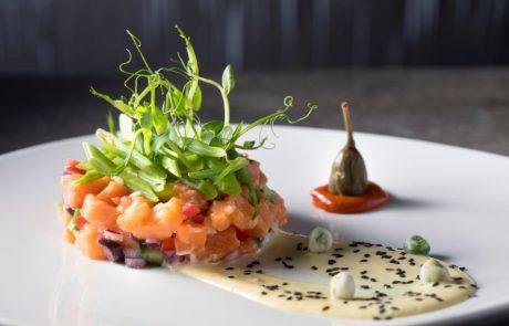 תפריט חדש למסעדת הלובי של מלון דן פנורמה תל אביב