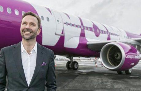 חברת התעופה וואו אייר נרכשה על ידי חברת התעופה איסלנדאייר