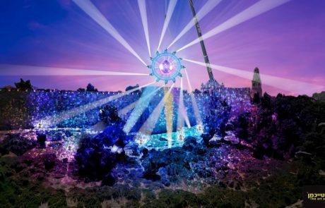 """פסטיבל """"אור ירושלים"""" חוזר"""