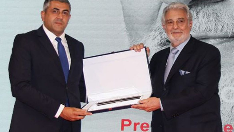 פלאסידו דומינגו מונה לשגריר של התיירות האחראית