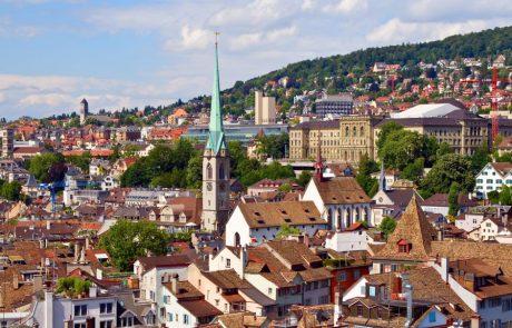 ישראייר תציע בקיץ קו טיסה לציריך שבשוויץ