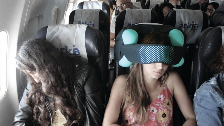 """קחו אתכם לטיסה את המיטה עם """"קפסולת השינה"""""""