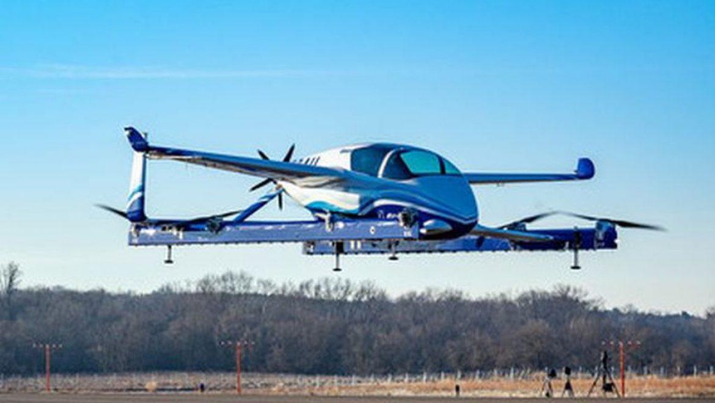 מטוס הנוסעים ללא טייס של בואינג פתח צוהר לעתיד