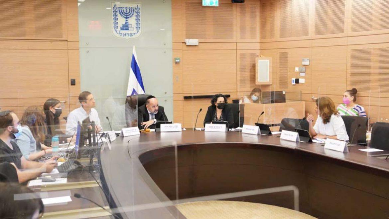 ועדת הכלכלה אישרה את התקנות לביטול מגבלת הנכנסים לישראל