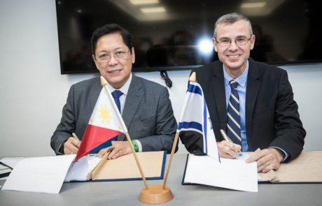 נחתם ההסכם על הבאת עובדים פיליפיניים למלונאות