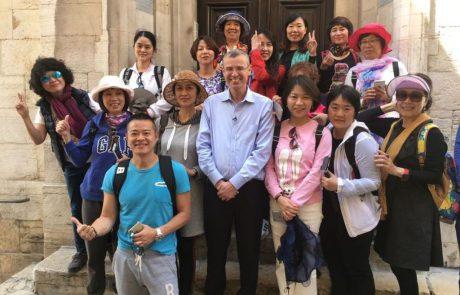 משרד התיירות: המצב הבטחוני לא השפיע על העלייה בכניסות התיירים