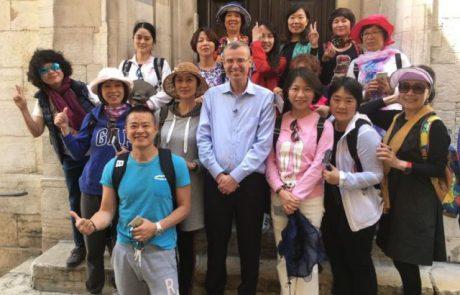 אושר מתווה שר התיירות לחזרה מדורגת של תעשיית התיירות לפעילות