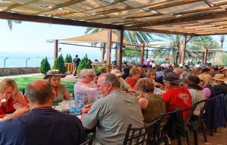 חברת דלויט: התיירות המאורגנת לישראל מהווה 50% מהתיירות המשווקת