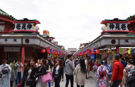 יפן שברה שיא תיירותי עוד לפני האולימפיאדה: 31 מיליון תיירים ב-2019