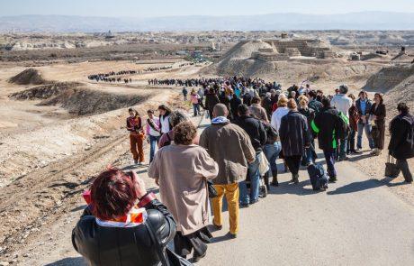 כ-3.8 מיליון תיירים נכנסו לישראל בין ינואר לנובמבר השנה