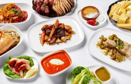 לבחור ארוחות מראש בדלתא איירליינס