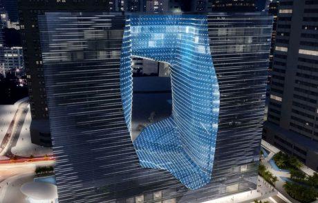 האם זהו הסמל האדריכלי החדש של דובאי?