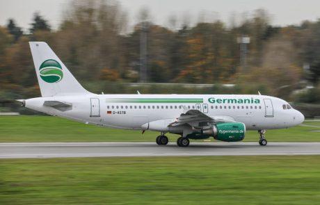 גרמניה איירליינס בשיחות עם משקיעים פוטנציאליים