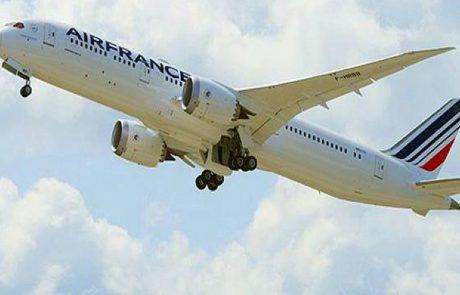 מתווה מחירים חדש בטיסות מישראל באייר פראנס