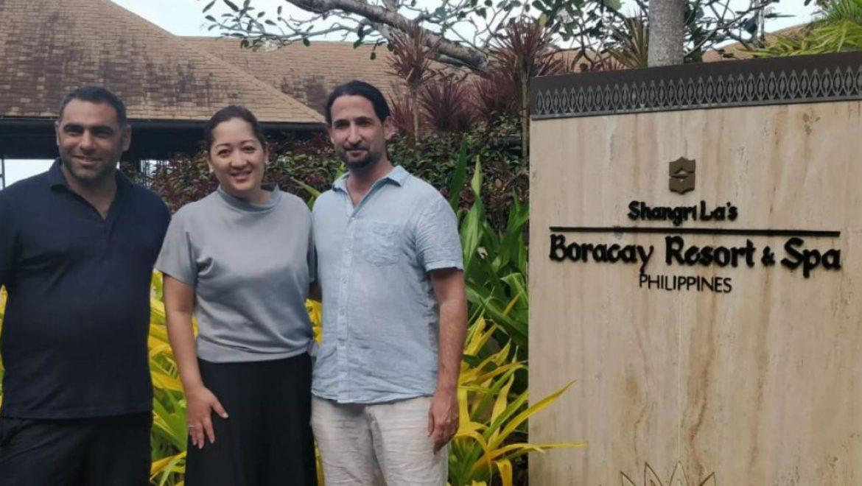 פלייאיסט חתמה על הסכם ייצוג בלעדי עם מלון שנגרילה בורקאי (פיליפינים)