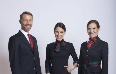 אלברטה פארטי מציגה את המדים החדשים של אליטליה