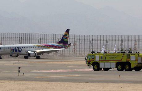 הכשרת טרמינל הנוסעים בנמל התעופה רמון נכנסה להילוך גבוה