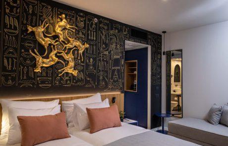 חדש במלונות אטלס בתל אביב – מלון ארטיסט