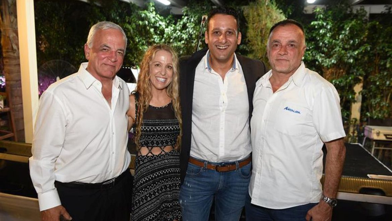 חגיגה בניחוח בינלאומי לקבוצת אמסלם תיירות ונופש